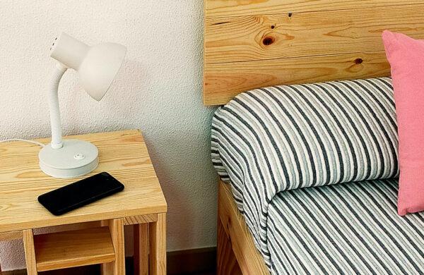 decoracion moderna en madera para casa
