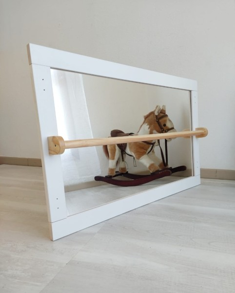 Espejo infantil utile con barra